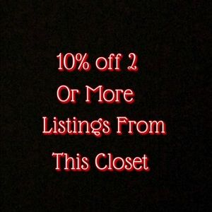 Other - 10% Off